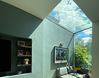 St Gabriels House by Square Feet Architects