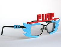 Pimp Glasses