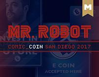 Mr Robot - ComicCoin San Diego 2017