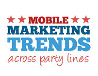 Mobile Marketing Trends across party lines -Infographic