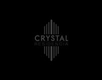 Crystal Residence Branding