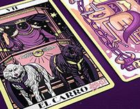 Halloween Collab Tarot