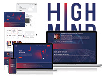 Highmind Website