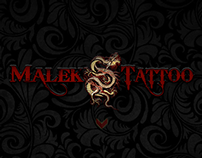 MalekTattoo.com Web re-design