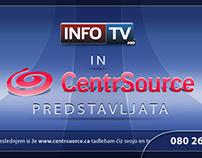 TV Graphic Design