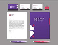 HOBEM CLINIC BRANDING