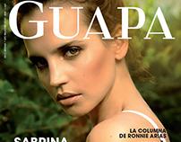 GUAPA MAGAZINE GARCIARENA @BROOKLYN Studio