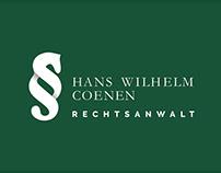 Rechtsanwalt Hans Wilhelm Coenen