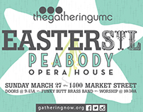 The Gathering #EasterStl at Peabody Opera House