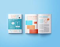 LIVELY | Children's Magazine - 002