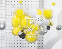 Mindpark 2019 Event Promo 創意大會形象片