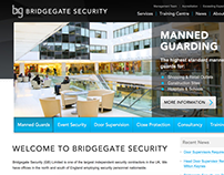 Bridgegate Security - Design & Build