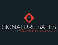 Signature Safes by Hartmann - Logo