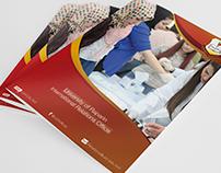 Brochure for University of Raparin