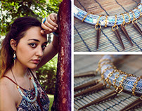 Summer Jewelry Design & Photography