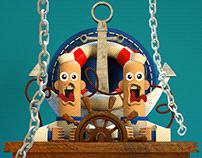Bonjorno - Titanic Campaign