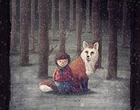 Chubby John & Little Fox