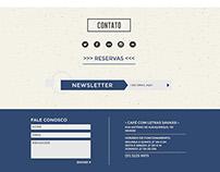 Website - Café com Letras