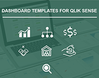 Dashboard for Qlik Sense
