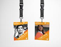 ID card Design for IGNITIA