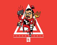 Beatmaker Flako Diablo