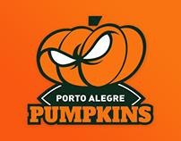 Porto Alegre Pumpkins | Logo Concept