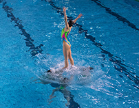 Synchronised Swimming (partial project)