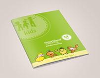 """Präsentationsbroschüre """"smartfood catering"""""""