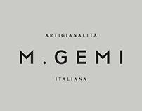 M. Gemi Branding
