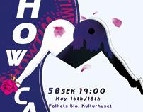 Showcase poster- good vs evil