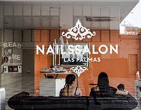 Nailssalon - Branding