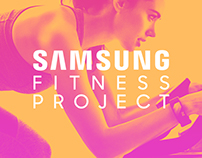 Samsung Fitness Project