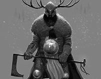 Northern lands Lord sketch