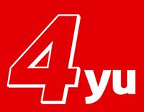 4YU. VODAFONE YU