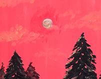 Alaska Painting