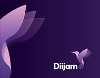 DIIJAM / Brand Identity
