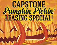 Pumpkin Pickin' Flyer