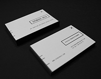 STATIONERY - STUDIO H13