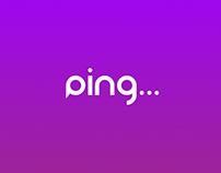 Ping Messenger logo