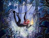 The Lost Rainforest. Gogi's Gambit.