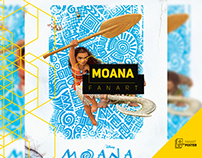 Moana - Fanart