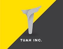 TUAH INC. LOGO DESIGN