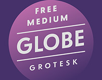 Globe Grotesk Display