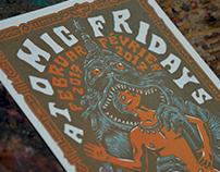 Atomic Fridays – February 2017