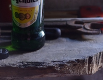 Food photography/Beer bottle