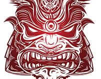 Shop Shogun - Illustrated Logo