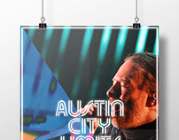 Austin City Limits 2016 Poster Concepts