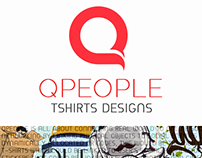 QPEOPLE TSHIRTS Designs
