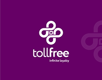 Tollfree New Logo & Branding