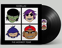 Gorillaz: The Monkey Year (Tribute Project)